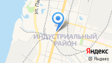 Comod DV на карте