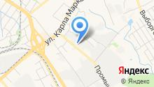 D & K-СЕРВИС на карте