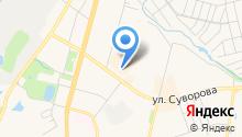 Bro на карте