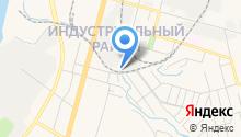 Владивостокский центр ремонта технологического оборудования, ЗАО на карте