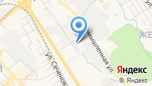 JAutoParts на карте