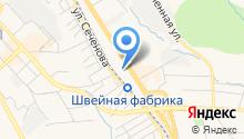 Auto Charm на карте