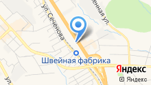 SubClub на карте