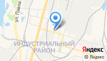 НЭТВОРК на карте