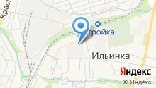 Распределительные электрические сети Хабаровского муниципального района, МУП на карте