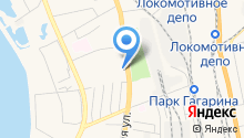 KHV на карте
