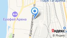 Автосправка-ДВ на карте