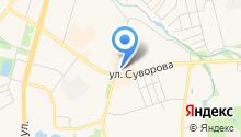 ACTION ОПТИК на карте