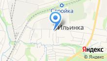 Администрация Ильинского сельского поселения на карте