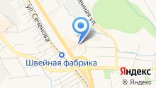 Dom mart на карте