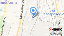 ТракТаун на карте