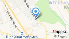 Металлторг-Хабаровск на карте