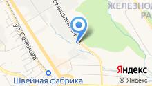 БАЛКОННЫЙ КОМПЛЕКС на карте