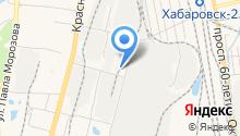 НИКАС на карте