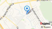 Интерфейс-Сервис на карте