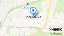 Сварог на карте