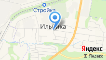 Автостоянка на Совхозной на карте