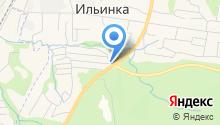 Мельница на карте