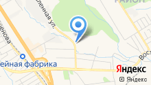 Autostock на карте