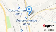 Авторитет-ДВ на карте