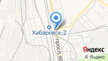 Автомоечный комплекс №1 на карте