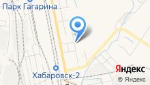 Амурский Курьер на карте