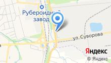 AutoTehDV на карте
