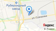 Карго Россия на карте
