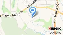 M-Service на карте