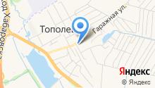 Торгрыбпром на карте