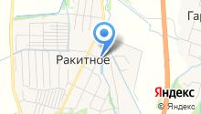 Администрация Ракитинского сельского поселения на карте
