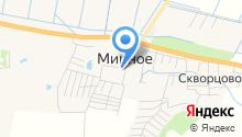 Администрация Мирнинского сельского поселения на карте