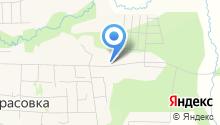Хабаровское специализированное лесное хозяйство, КГАУ на карте
