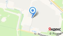 Пожарная часть №23 на карте