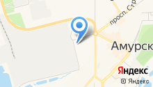 АМУРСК МОТОРС на карте
