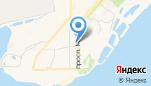 Территориальная избирательная комиссия г. Амурска на карте