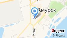 Межрайонная инспекция Федеральной налоговой службы России №8 по Хабаровскому краю на карте