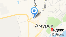 Консультационный центр на карте