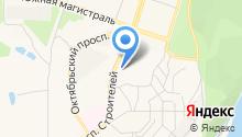 Амурская районная станция по борьбе с болезнями животных на карте