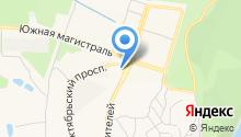 Нотариус Ларионова Г.М. на карте