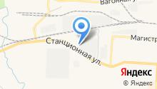 Комсомольск-Лада-Сервис на карте