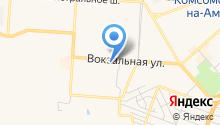 ДНС-Технопоинт на карте