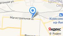 КАРБОКС на карте