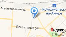 Белая Русь на карте