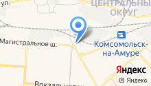 Бюро технической поддержки на карте