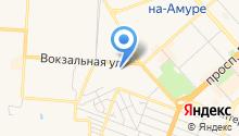 Всероссийское скаутское движение на карте