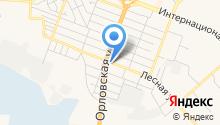 Авторемонт у Дениса на карте