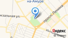 Бастис на карте