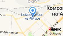 Турбо на карте