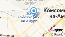 АВТОГРУЗ на карте